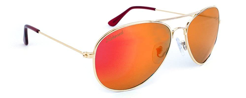 Gafas de sol Knockaround Gold / Red Sunset POLARIZADAS ...