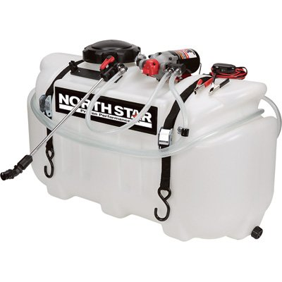 NorthStar ATV Broadcast and Spot Sprayer - 26 Gallon, 2.2 GPM, 12 Volt