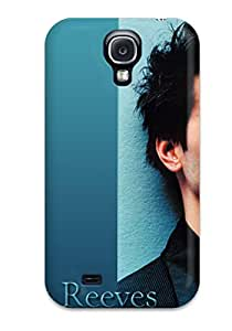9190904K87197689 High-quality Durable Protection Case For Galaxy S4(keanu Reeves)