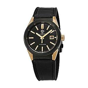 Tag Heuer Carrera WBG1350.FC6418 Reloj para hombre con esfera negra 1