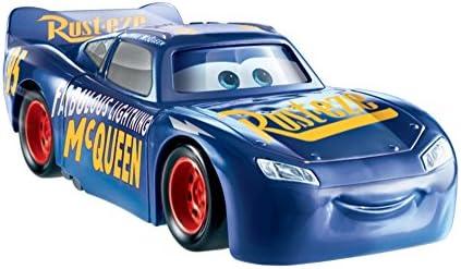 Cars Superchoques Vehículo Rayo McQueen epilogue, coche de juguete ...