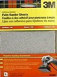 3M 9210DC-NA Medium Adhesive Backed Palm Sander