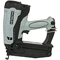 Hitachi NT65GS 16 Gauge 2-1/2-Inch Gas Powered Straight Finish Nailer (Discontinued by manufacturer)