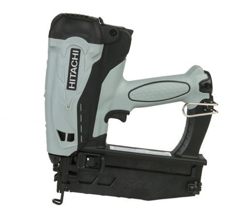 Hitachi NT65GS 16 Gauge 2-1/2-Inch Gas Powered Straight Finish Nailer (Discontinued by manufacturer) Gas Finish