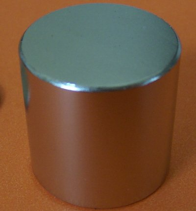 Applied Magnets 3'' x 3'' Super Strong Neodymium Disc Magnet by Applied Magnets