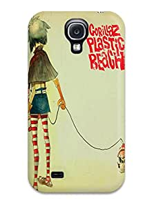Ultra Slim Fit Hard RyanLaneseSamuels Case Cover Specially Made For Galaxy S4- Gorillaz Y