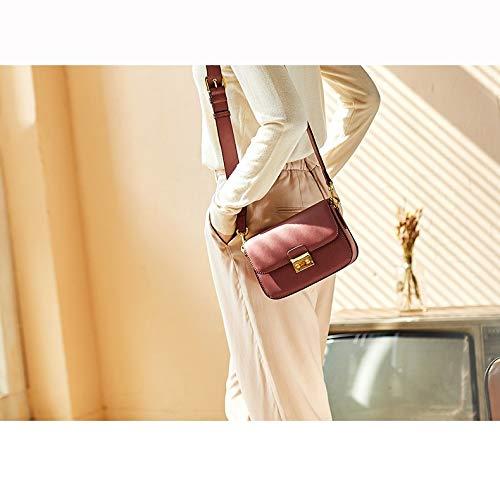 A Ampia in con in Modello Pelle Napa Femminile Singola Tracolla Ampia Modello Mano Borsa Tracolla A Borsa C Tracolla Pelle Moda A Tracolla A 8w7qZn6XF