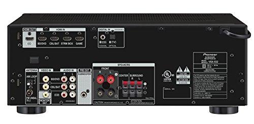 Pioneer-Surround-Sound-AV-Receiver-Black-VSX-532