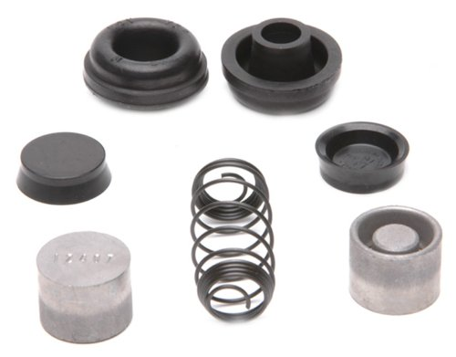 ACDelco 18G40 Professional Rear Drum Brake Wheel Cylinder Repair Kit with Spring, Boots, and (Opel Drum Brake)