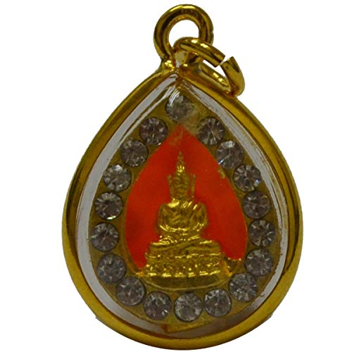 Thursday Birthday Buddha Amulet for You were Born Thursday,Good Love,Good Lucky,Good Life and Good Fortune Pendant
