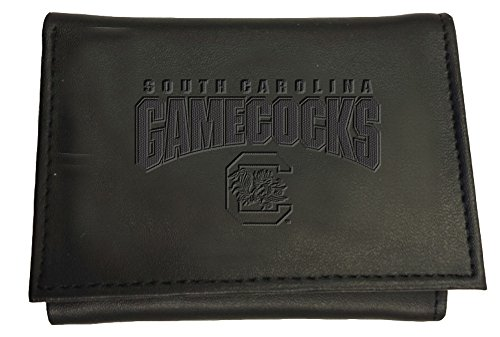 Team Sports America South Carolina Tri-Fold Wallet