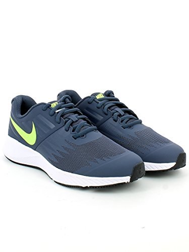 Shoes Nike Runner Star Running Navy Boys' PSV qwUzB4Tw