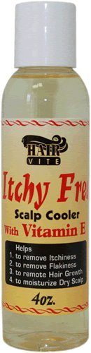Itchy Free Scalp Cooler with Vitamin E from Hair Vite