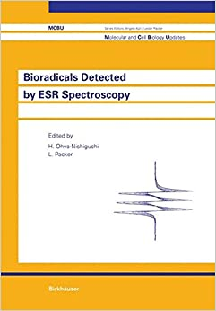 Bioradicals Detected by ESR Spectroscopy (Molecular and Cell Biology Updates)