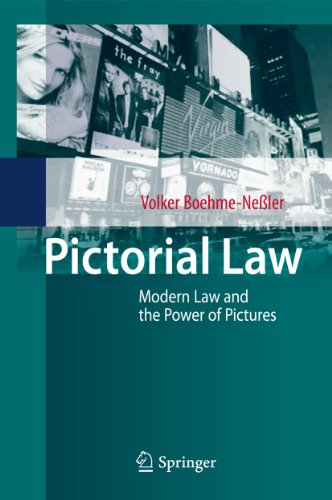 Download Pictorial Law: Modern Law and the Power of Pictures Pdf