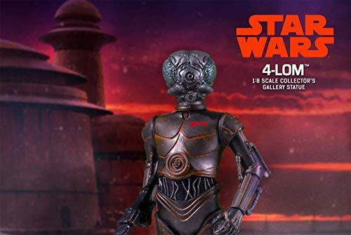 Gentle Giant Star Wars 4-LOM Collector's Gallery Statue