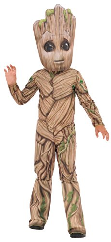 Imagine by Rubies Guardians of The Galaxy Volume 2 Child's Groot Dress-Up Set Costume, Multicolor - Guardians Of The Galaxy Kids Costumes