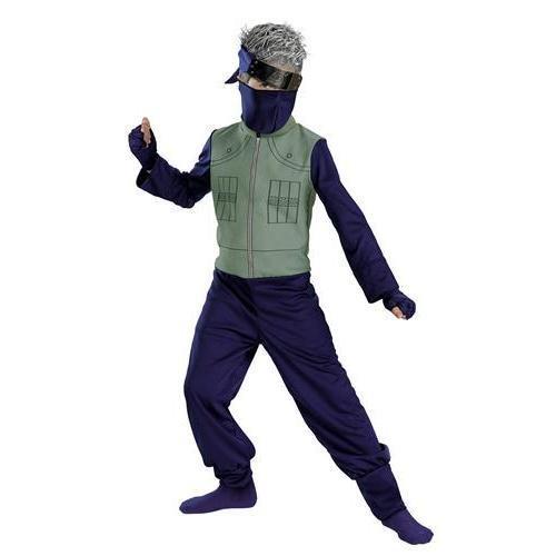 Kakashi Quality Child Costume - Small -