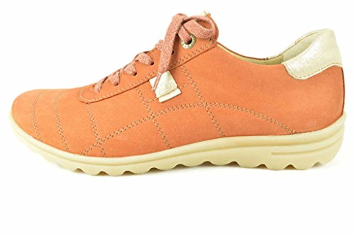 8040 Femme 65262 Pour Orange Chaussures À Lacets De Ville Hartjes aT6Pwqx