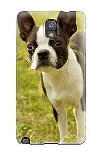 XJbbOGd4792kbOwJ ZippyDoritEduard Boston Terrier Dog Feeling Galaxy Note 3 On Your Style Birthday Gift Cover Case