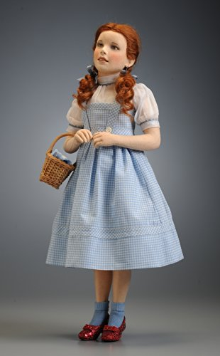 R John Wright Collectible Dolls - Dorothy made in New England