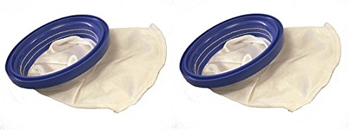 - Pool Blaster Water Tech Max Reusable Sand & Silt Filter Bag (2-Pack)