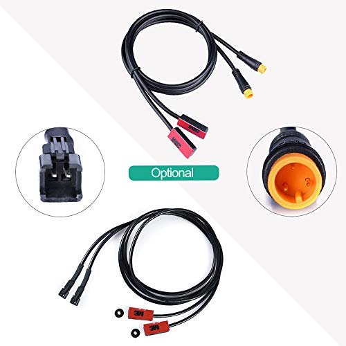 Hydraulic Motor Brake - BAFANG Electric Bike Brake Sensor Cable Motor Brake Sensor Cable Compatible with Hydraulic and Mechanical Brake Electric Bicycle