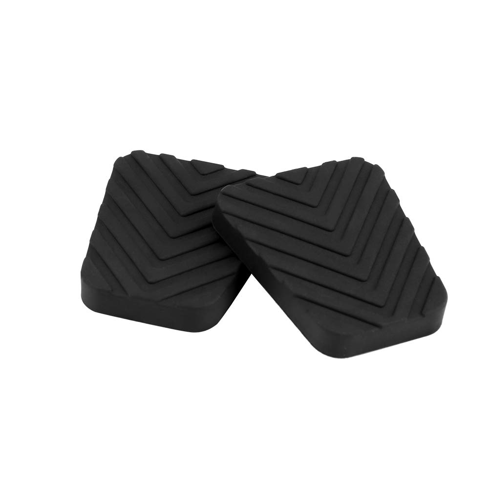 Pedal Pads 1 Pair of Auto Brake Clutch Pedal Rubber Pad for Hyundai Accent Tucson Tiburon 3282536000