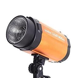 Godox Smart 300SDI Photography Studio Strobe Photo Flash Speed Light 220V 300ws 300w Lamp