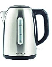 Kenwood ZJM01.AOBK Cordless Kettle, 1.7 Liters - Silver and Black