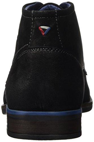 s.Oliver 15226, Zapatos de Cordones Derby para Hombre Negro (BLACK 001)