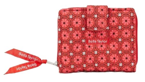 Quilted Poppy - 1