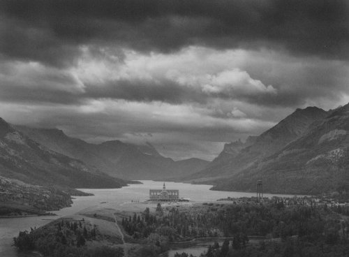 8 x 10 in. Prince of Wales Hotel, Waterton, Canada