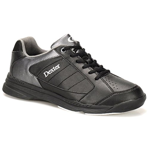 Bowling Alloy Wide Alloy Men's Black Dexter IV Shoes Black Ricky C7ytwq