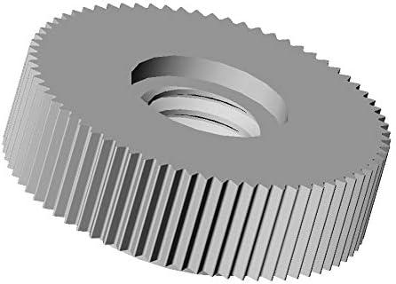 R/ändelmutter M5 SCHWARZ PA6.6 Polyamid Plastik Nylon 20 St/ücke Isolierend ajile L/änge L = 16 mm