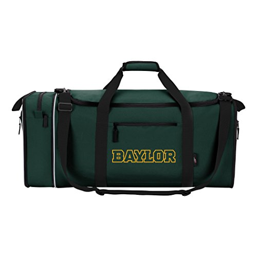 The Northwest Company NCAA Baylor University Steal Duffel Bag, One Size, Blue by The Northwest Company