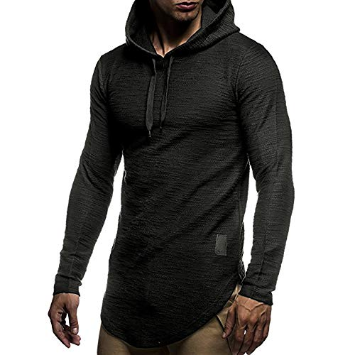 Clearance Sale for Men Tops.AIMTOPPY Men's Long Sleeve Hoodie Hooded Plaid Jacket Coat Outwear by AIMTOPPY Top