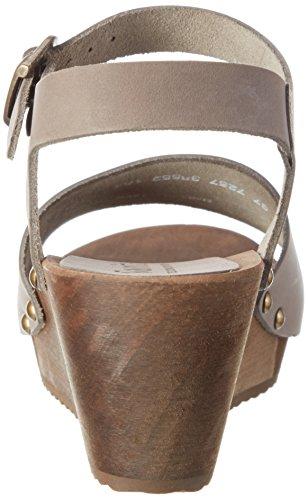 Sanita Olisa Wedge Flex Sandal, Sandali Donna grigio
