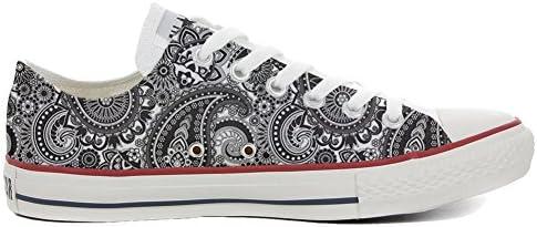 Sneakers Original USA Slim Personalisierte Schuhe (Custom Produkt) Elegant Paisley