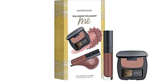 (bareMinerals You Know You Want Me Perfectly Natural Lip and Cheek)