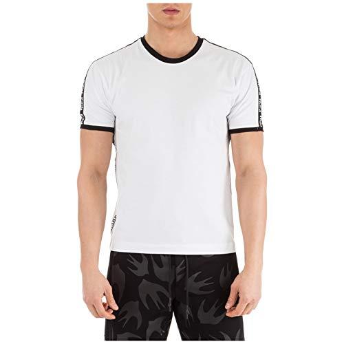 McQ Alexander McQueen Men t-Shirt Bianco M