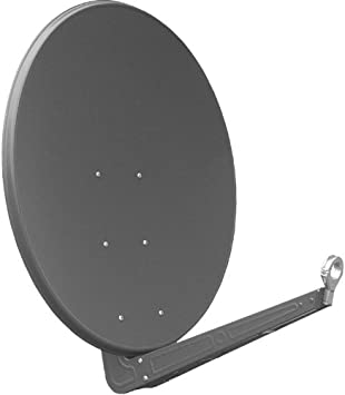 Antena Gibertini 100 cm SE ofrece de Serie Alu Antracita