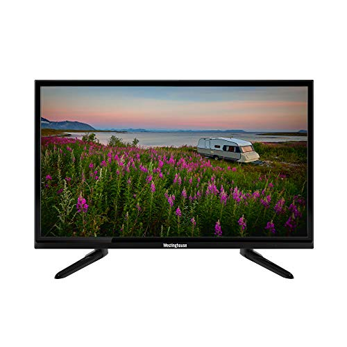 Westinghouse 24″ Inch 720p LED TV with HDMI and USB PVR Playback – Black