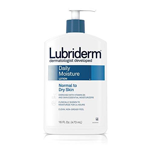 Lubriderm Daily Moist 16z Size 16z