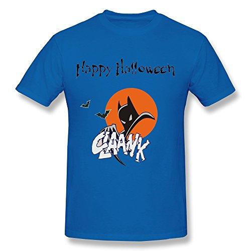 WunoD Men's Happy Halloween T-shirt Size XS -