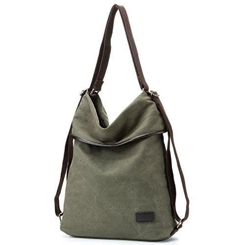 BLUBOON Women Girl Backpack Purse Multifunction Shoulder Bag Crossbody Casual Travel Daypack