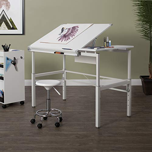 STUDIO DESIGNS Graphix II Workstation, 53.75