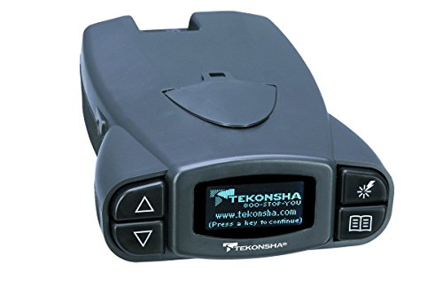 Tekonsha 90195 P3 Electronic Brake Control (2015 Dodge Ram Trailer Brake Controller Problems)