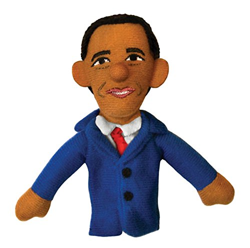 Obama Action Figure Doll - Philosophers Guild Obama Magnetic Personality