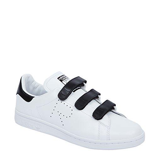 Adidas X Raf Simons Women's Stan Smith CF Sneakers BB2682 W White/Black/White SZ 8.5 (US)